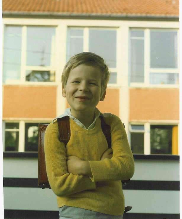 Young Christian Braun