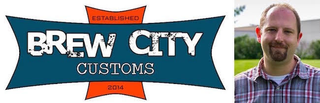 brew city customs logo